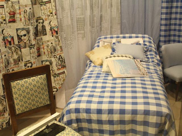 地震と寝室