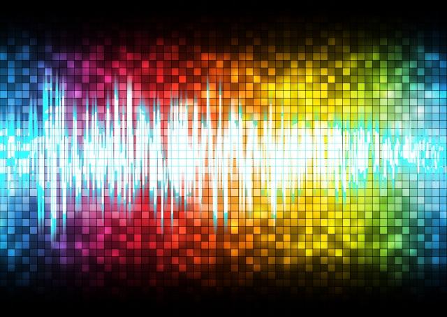 騒音の画像