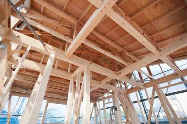 木造で4階建ての家は実現するか