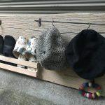 流行りのDIY素材「足場板」で作る男前収納ボード【セリア100均DIY】