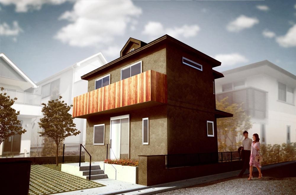 小平の住宅