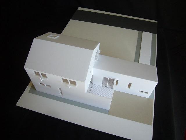 「旗竿地のコートハウス」オープンハウス
