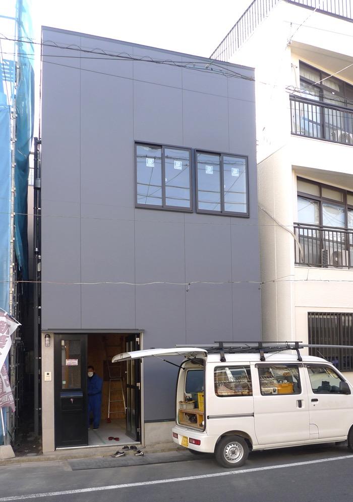 「墨田の家」 オープンハウスのお知らせ