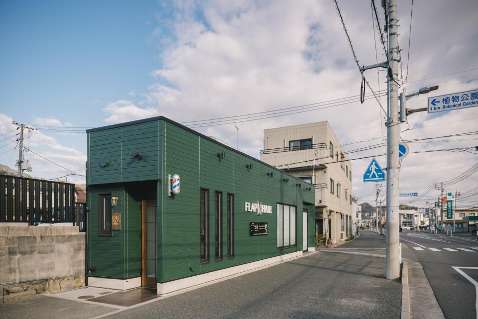 Barber shop in Jyoyamaの写真0