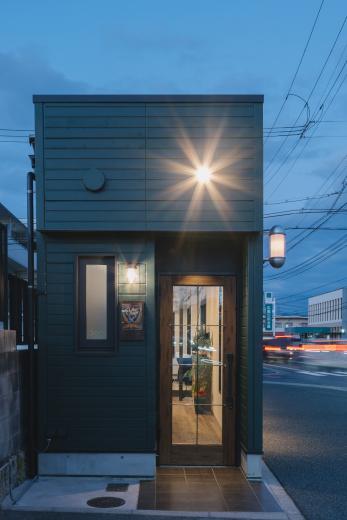 Barber shop in Jyoyamaの写真2