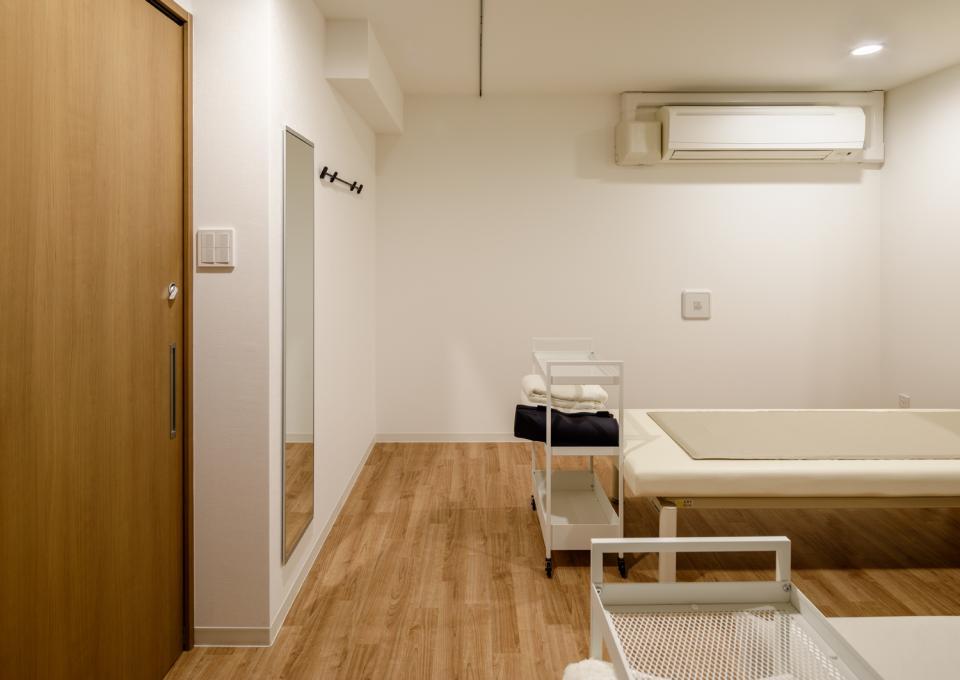 南青山の東洋医学クリニック+鍼灸院の写真3