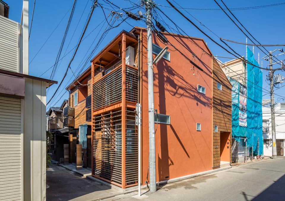 可愛らしく変わった、リノベーションアパートメントの写真9