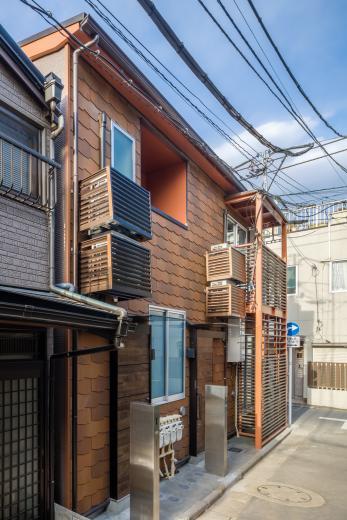 可愛らしく変わった、リノベーションアパートメントの写真10