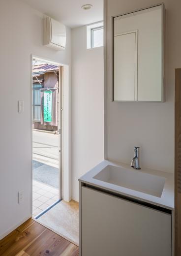 可愛らしく変わった、リノベーションアパートメントの写真13