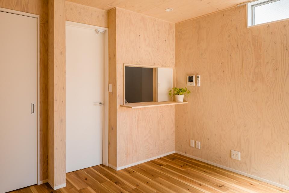 可愛らしく変わった、リノベーションアパートメントの写真15