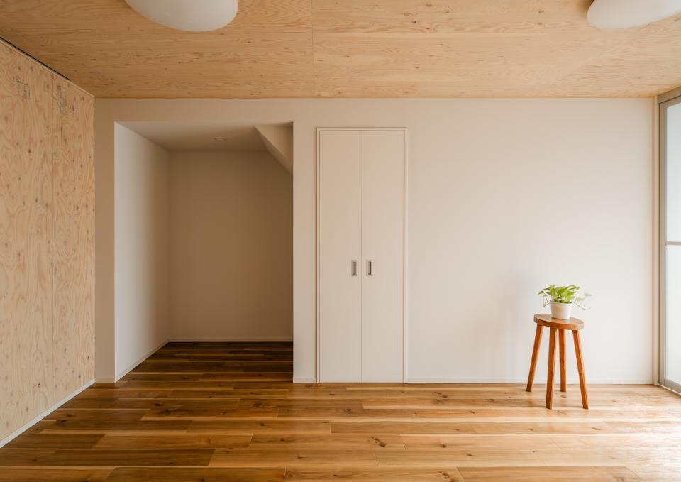 可愛らしく変わった、リノベーションアパートメントの写真3