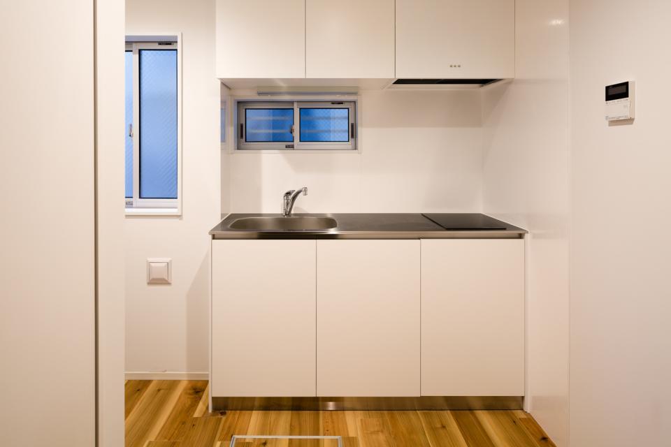可愛らしく変わった、リノベーションアパートメントの写真4