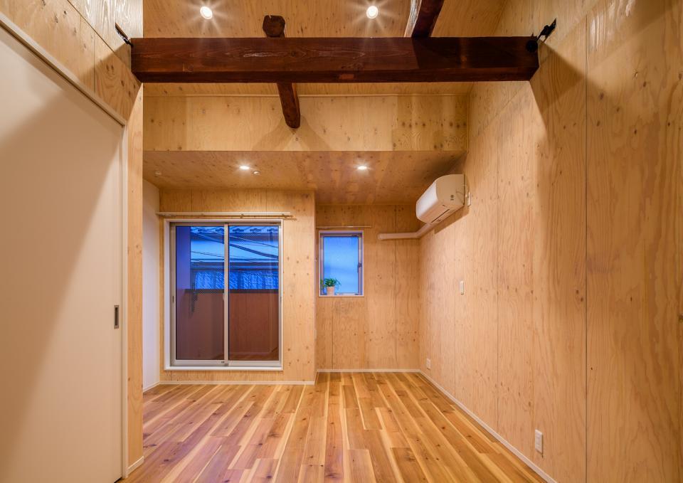 可愛らしく変わった、リノベーションアパートメントの写真7