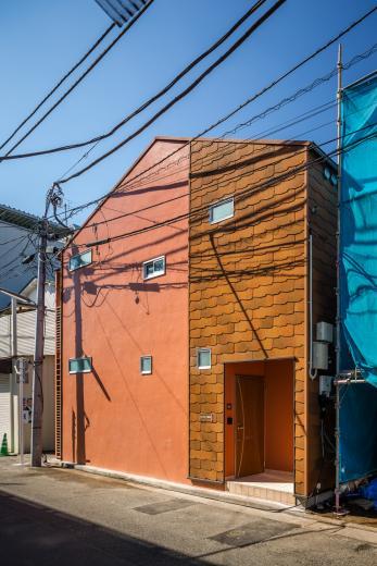 可愛らしく変わった、リノベーションアパートメントの写真8
