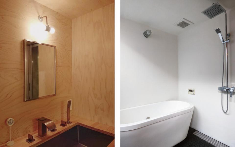 セルフビルドを取り入れてコストを抑えた中古住宅フルリノベーションの写真4