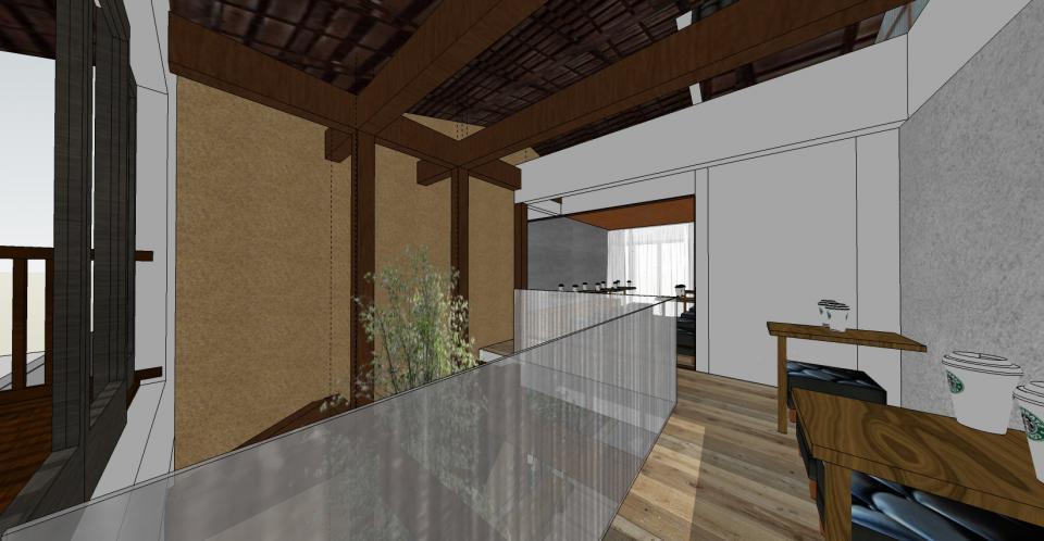 観光地でのカフェ&ショップ計画(リノベーション)の写真4
