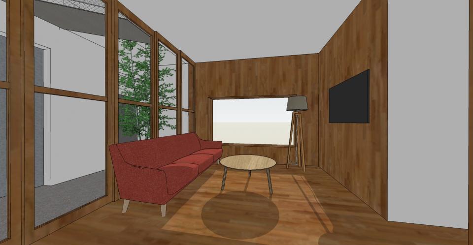 狭小+旗竿敷地のコンパクトハウスの写真0