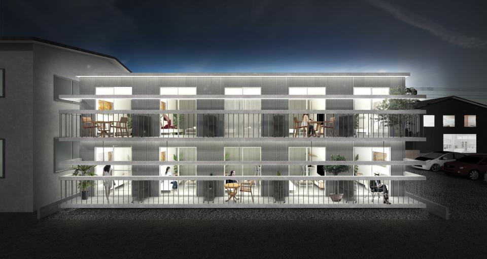 IOT賃貸住宅の写真1
