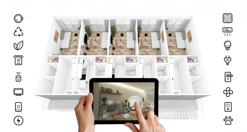 IOT賃貸住宅の写真2