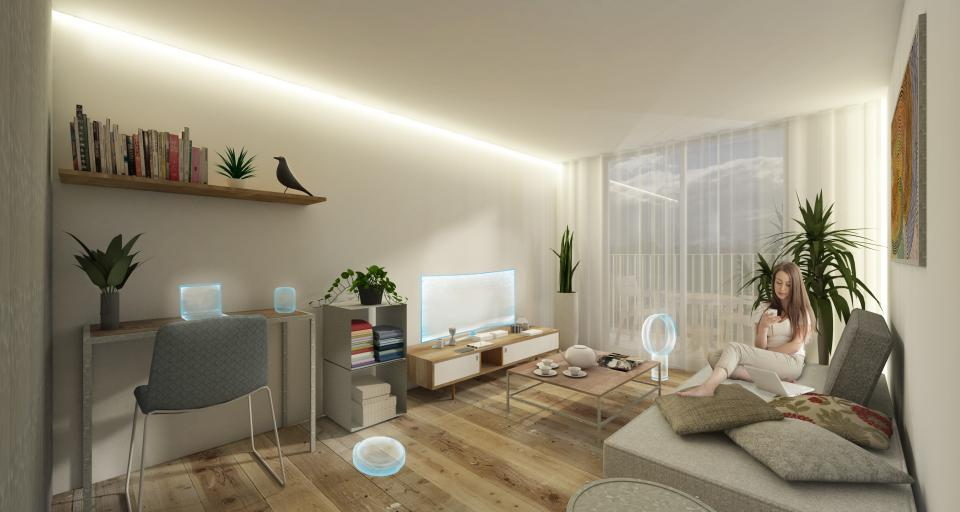 IOT賃貸住宅の写真4