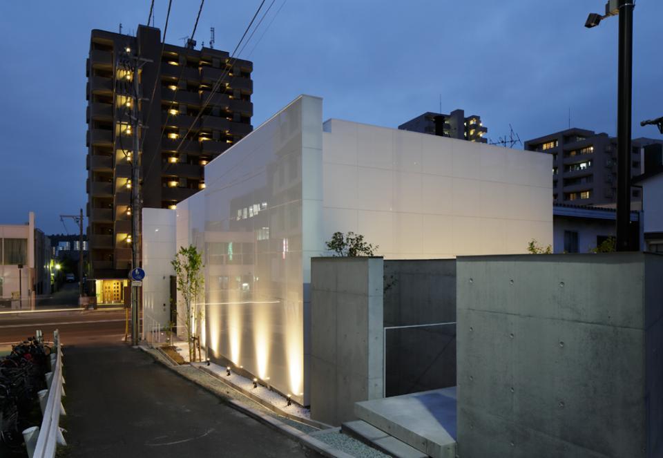 Hachiman-Complexの写真1