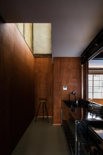 昭和小路の長屋|賃貸向け京町家のリノベーションの写真9