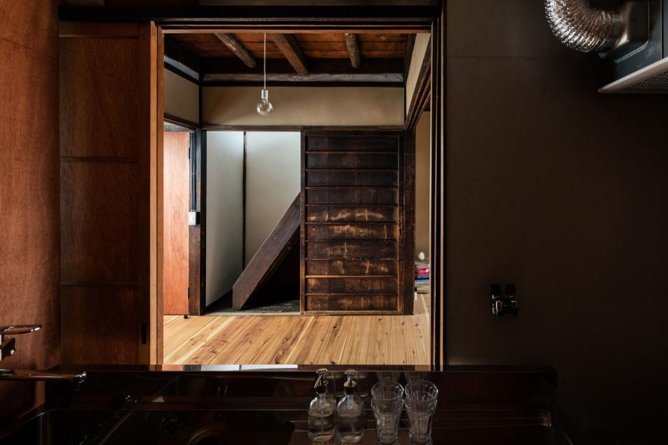 昭和小路の長屋|賃貸向け京町家のリノベーションの写真10