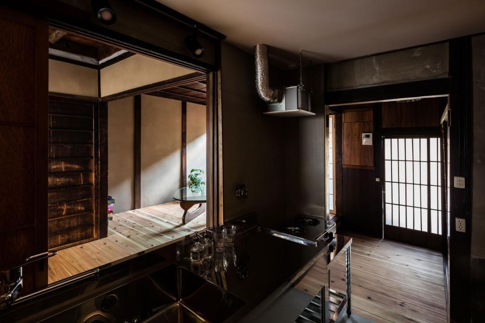 昭和小路の長屋|賃貸向け京町家のリノベーションの写真11