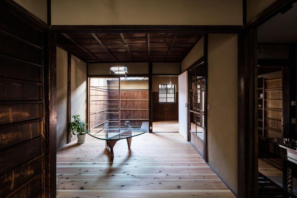 昭和小路の長屋|賃貸向け京町家のリノベーションの写真13