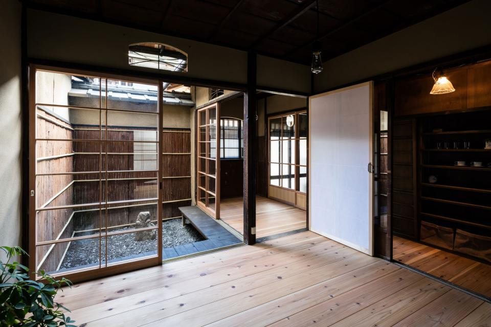 昭和小路の長屋|賃貸向け京町家のリノベーションの写真14