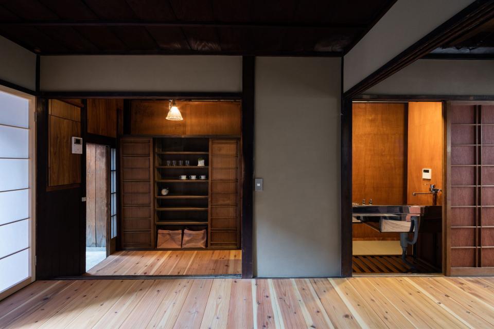 昭和小路の長屋|賃貸向け京町家のリノベーションの写真15