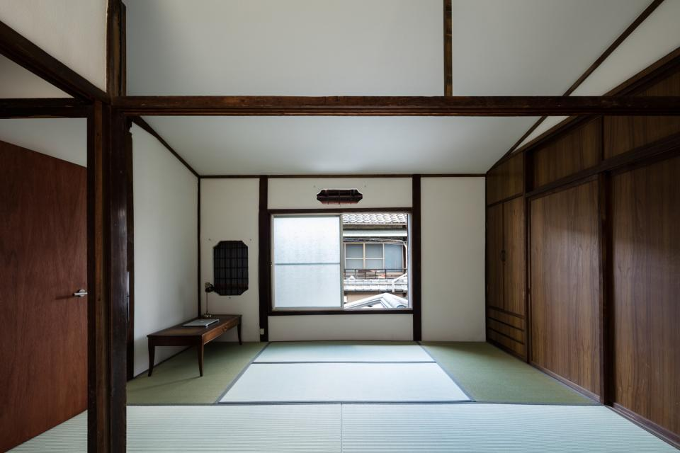 昭和小路の長屋|賃貸向け京町家のリノベーションの写真16
