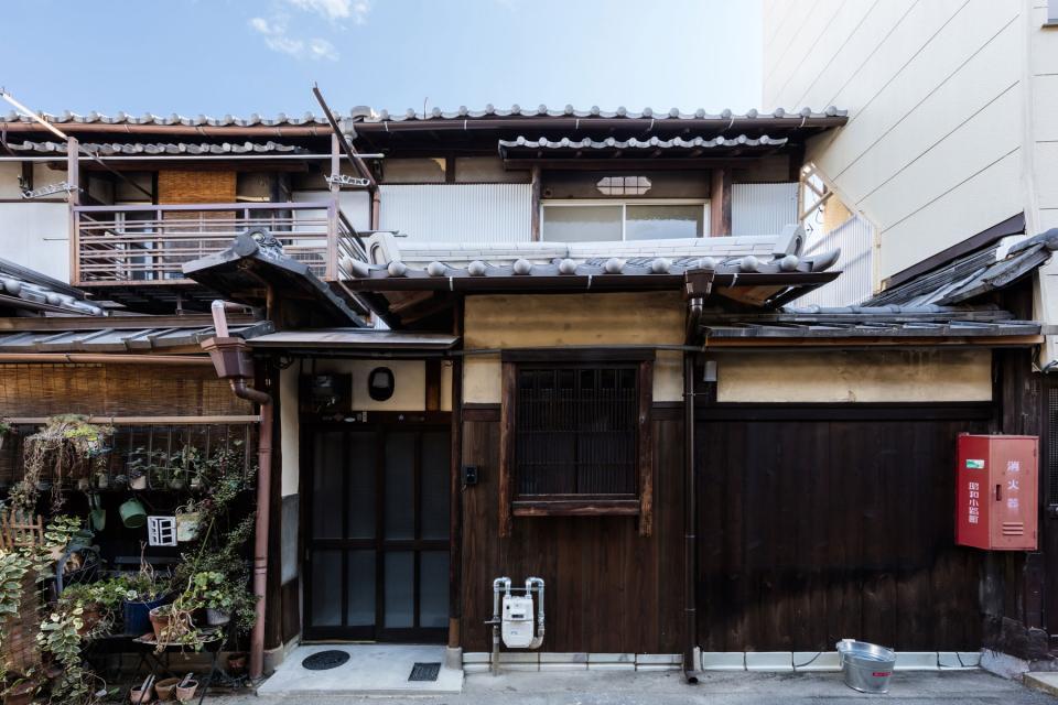 昭和小路の長屋|賃貸向け京町家のリノベーションの写真3