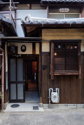 昭和小路の長屋|賃貸向け京町家のリノベーションの写真4