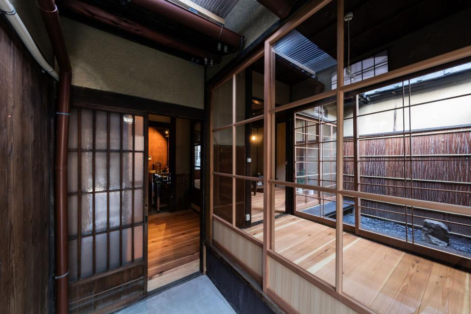 昭和小路の長屋|賃貸向け京町家のリノベーションの写真5