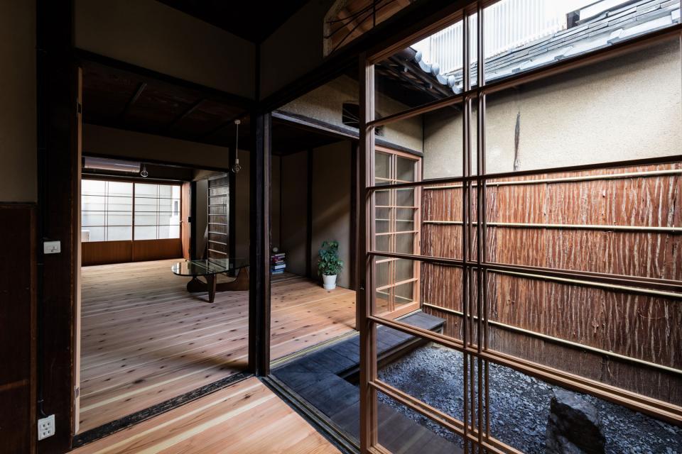 昭和小路の長屋|賃貸向け京町家のリノベーションの写真6