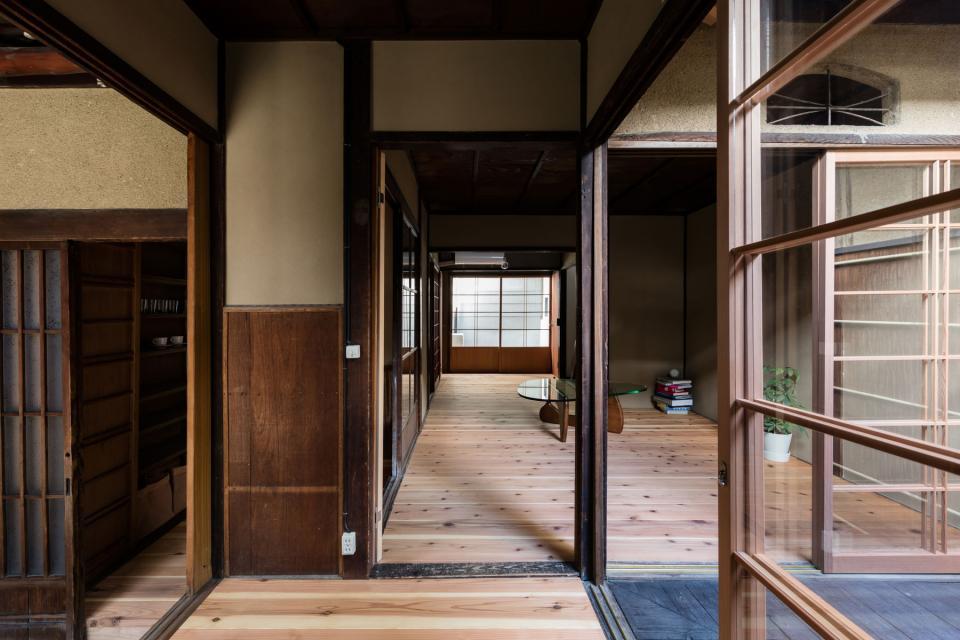昭和小路の長屋|賃貸向け京町家のリノベーションの写真7