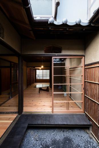 昭和小路の長屋|賃貸向け京町家のリノベーションの写真8