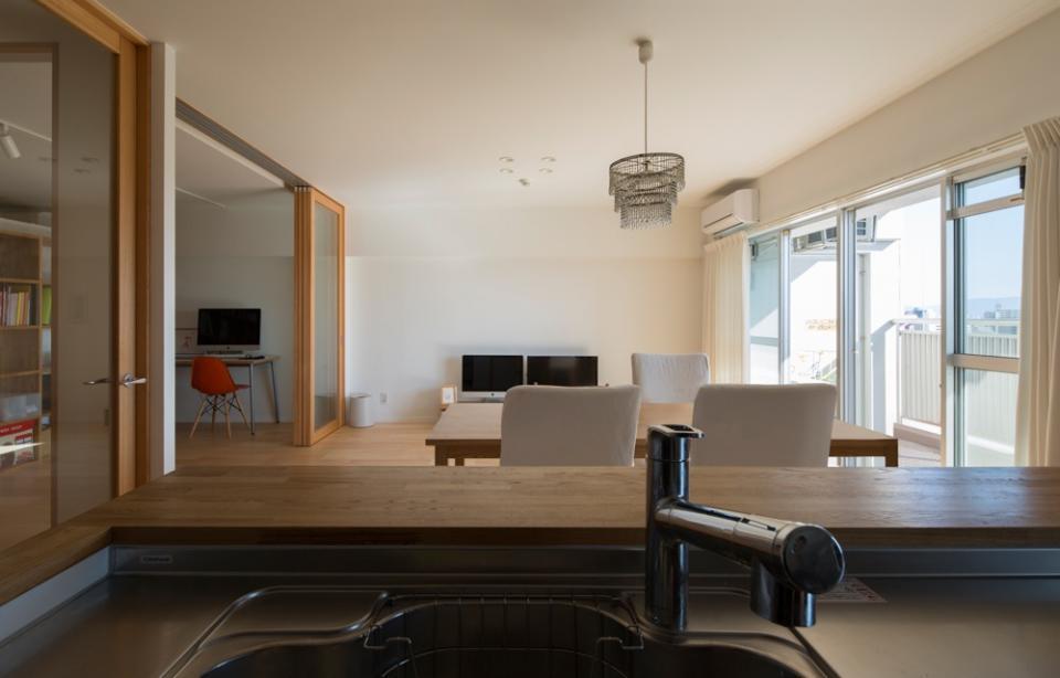 吹き流しの家の写真3