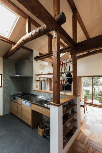 愛でる家|数寄屋風戸建て住宅のリノベーションの写真9