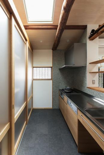 愛でる家|数寄屋風戸建て住宅のリノベーションの写真10