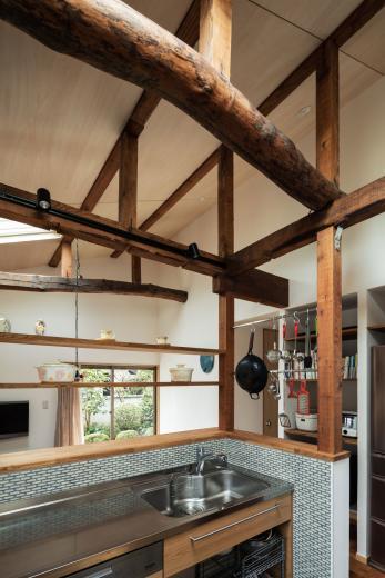 愛でる家|数寄屋風戸建て住宅のリノベーションの写真11