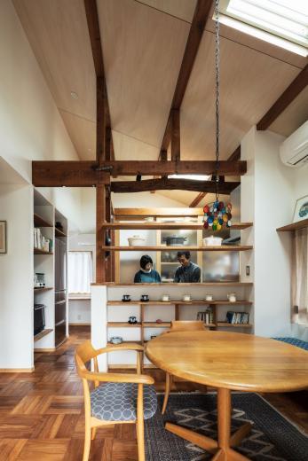 愛でる家|数寄屋風戸建て住宅のリノベーションの写真12