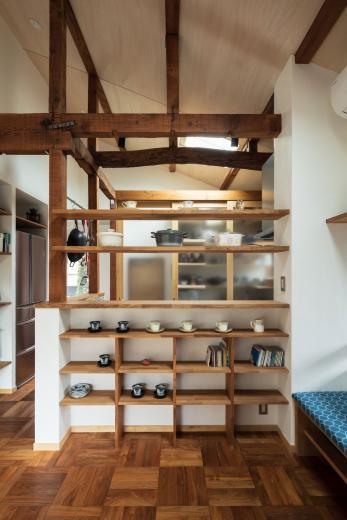 愛でる家|数寄屋風戸建て住宅のリノベーションの写真13