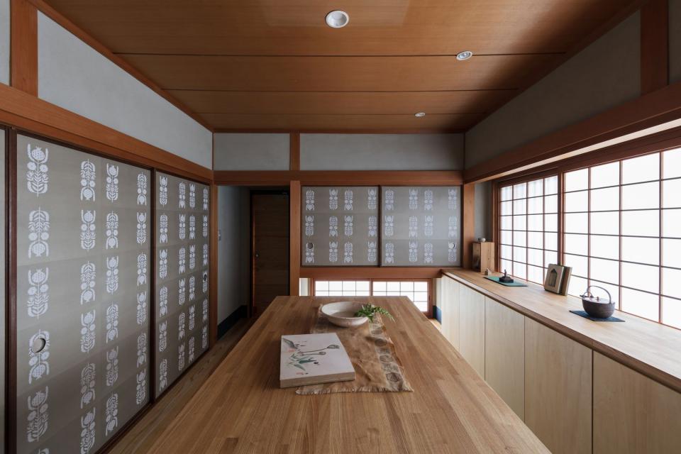 愛でる家|数寄屋風戸建て住宅のリノベーションの写真16