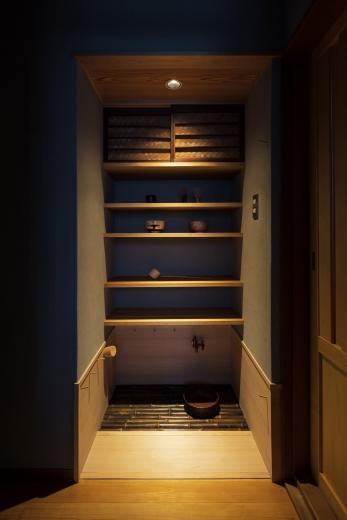 愛でる家|数寄屋風戸建て住宅のリノベーションの写真25