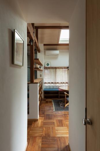 愛でる家|数寄屋風戸建て住宅のリノベーションの写真5