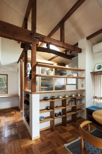 愛でる家|数寄屋風戸建て住宅のリノベーションの写真7