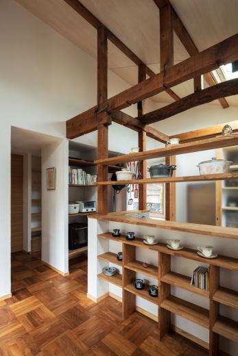 愛でる家|数寄屋風戸建て住宅のリノベーションの写真8