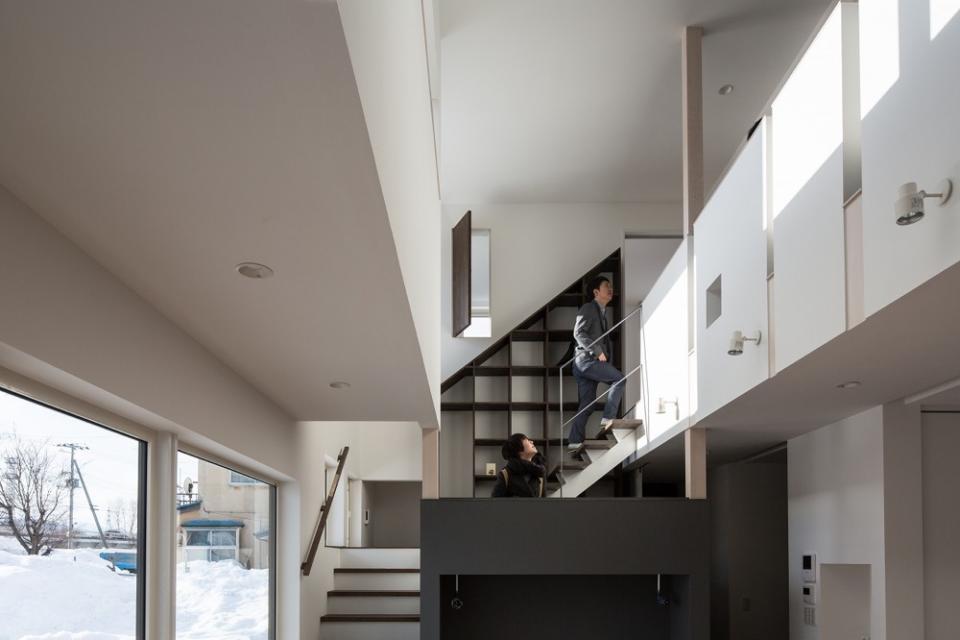 中二階が繋ぐ家の写真1